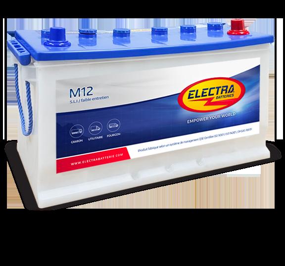 Electra M12 (ref. M12-90)